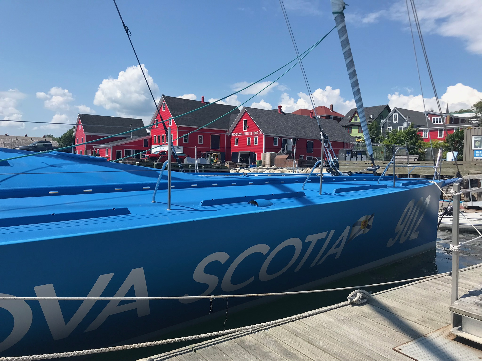 Pride of Nova Scotia Open 60
